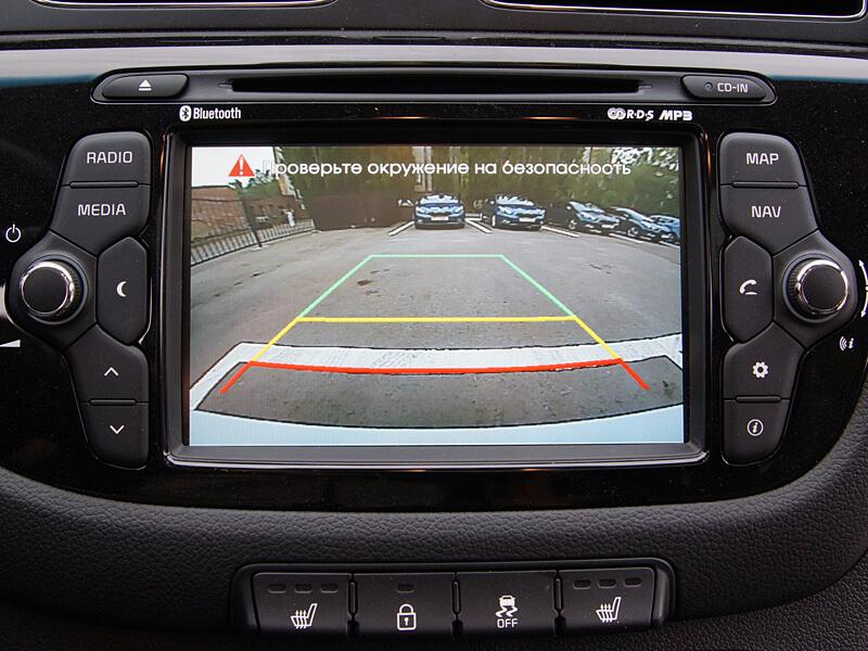 Камера заднего вида в автомобиле своими руками